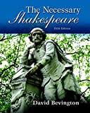 Necessary Shakespeare, The, Plus MyLab Literature without Pearson eText -- Access Card Package (5th Edition)