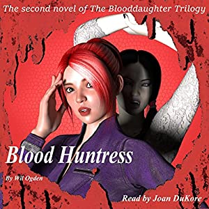 Blood Huntress Audiobook