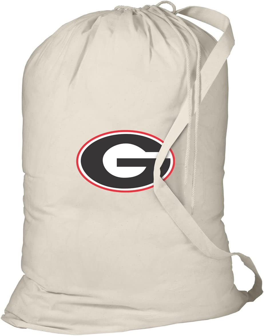 University of Georgia Laundry Bag Georgia Bulldogs Clothes Bags
