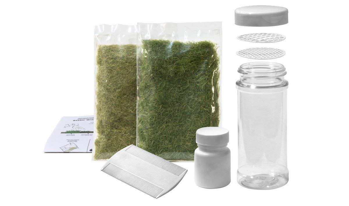 Woodland Scenics FS647 Static Grass Starter Kit
