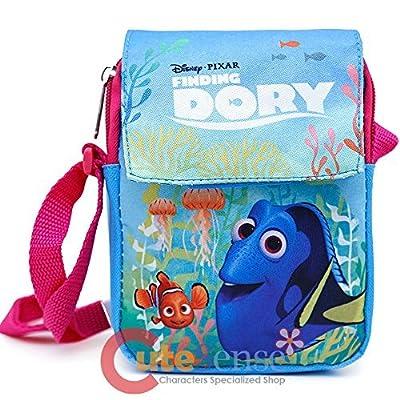 Disney Minnie, Lilo, Frozen, Jack & Mermaid Fanny Bag Shoulder Body Cross Passport Hand Bag- 1 Pc