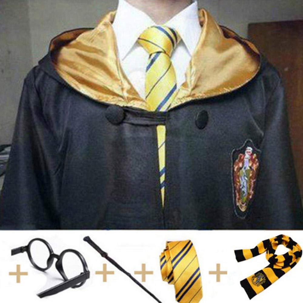 NiQiShangMao Traje de Escuela mágica Cosplay Gryffindor ...