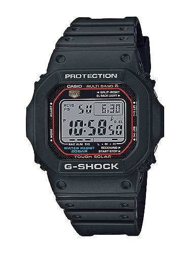 Amazon.com: Casio Reloj casual de cuarzo para hombre, acero ...