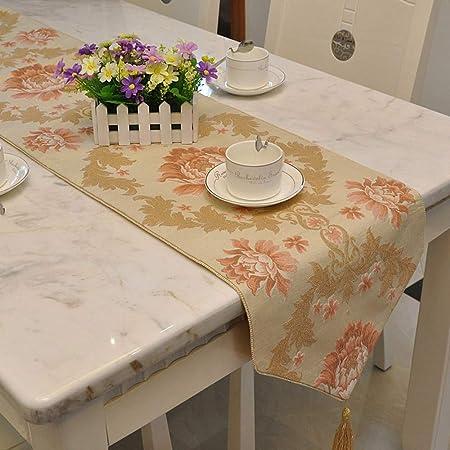 Bandera de mesa Mantel Moderno Simple Mesa de Centro Mesa de ...