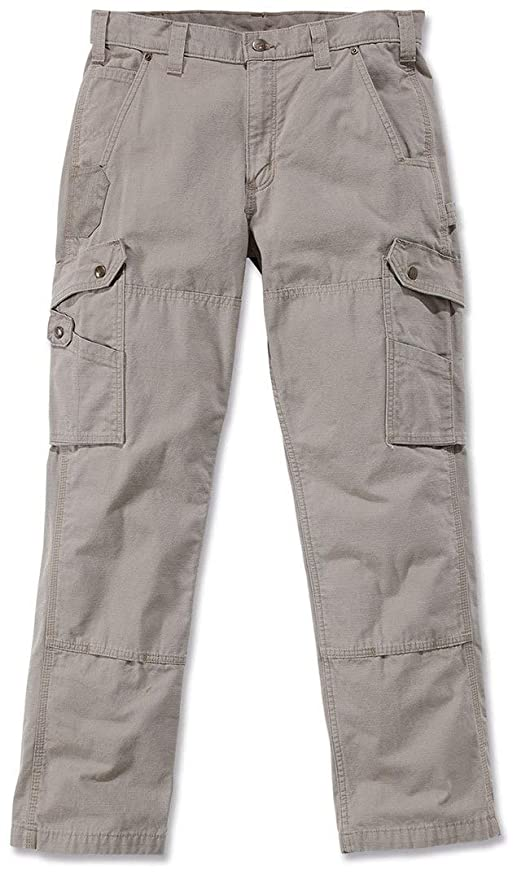 united states best cheap sale usa online Carhartt Ripstop Cargo Pantalon Work 31 Gris clair L32 ...