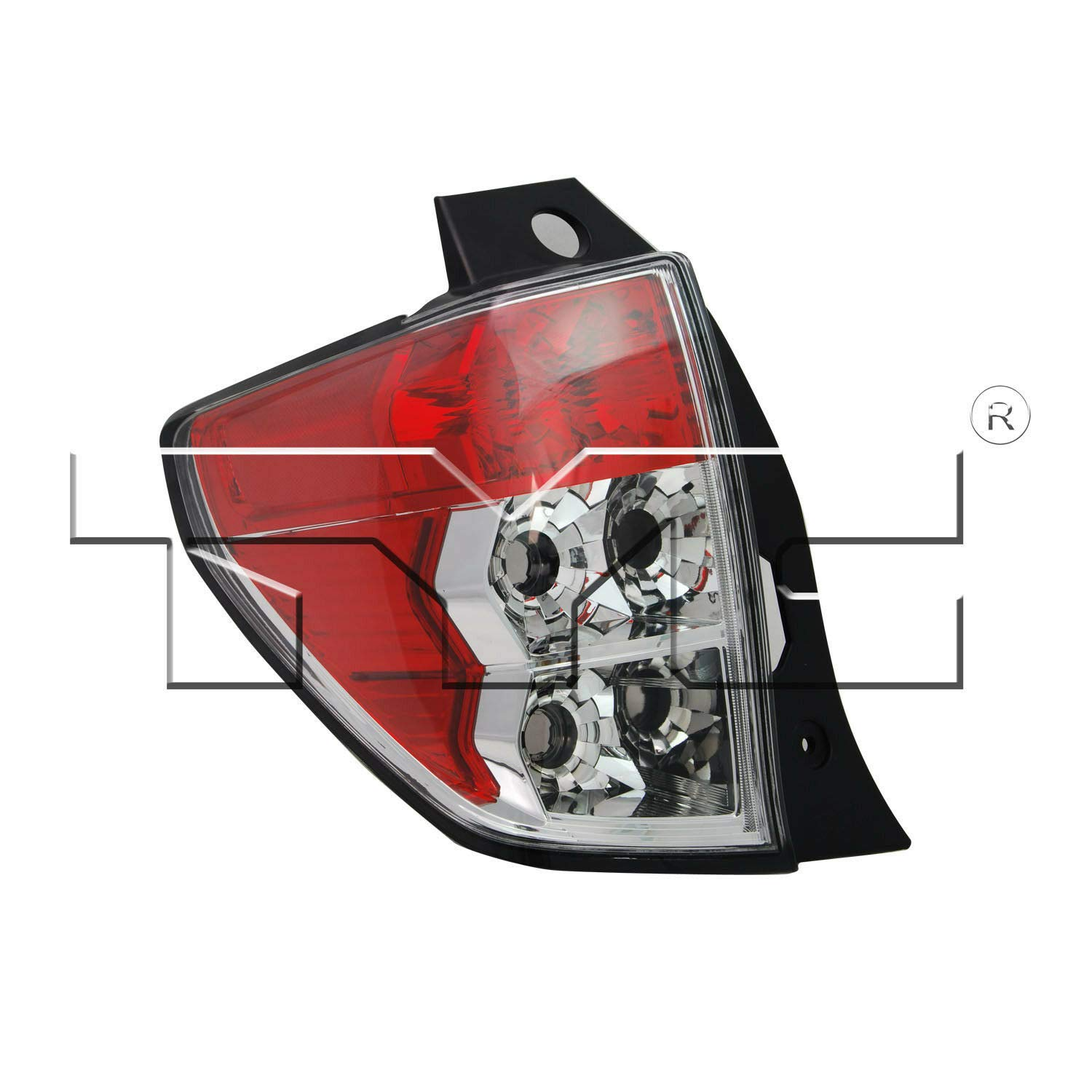 TYC 11-6337-01-1 Subaru Forester Right Replacement Tail Lamp