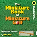 The Miniature Book of Miniature Golf Board Book