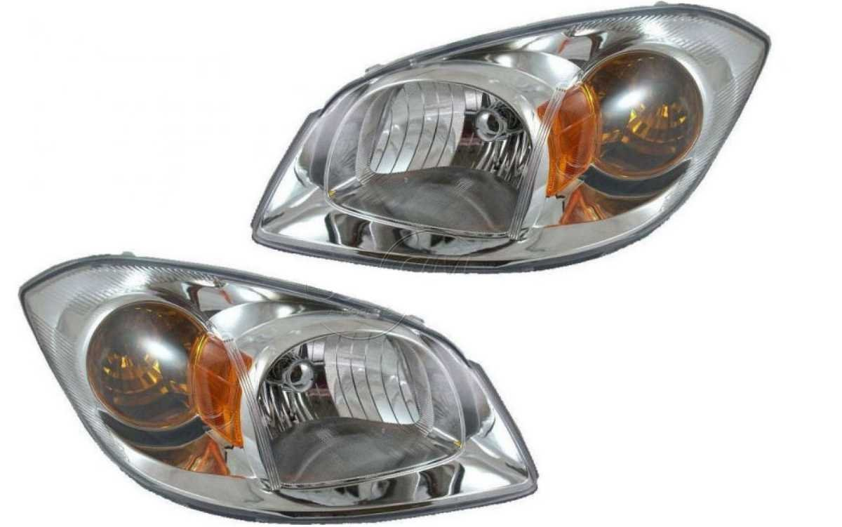 Prime Choice Auto Parts KAPCV10097A1PR Headlight Pair