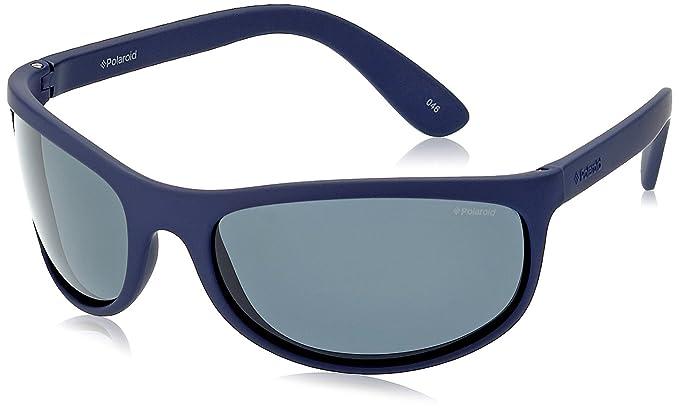 Polaroid P7334 C3 863 63, Gafas de Sol Unisex Adulto, Azul (Bluette/