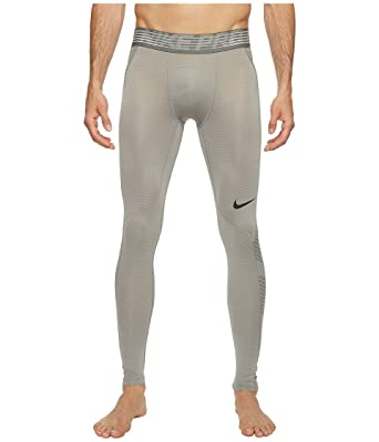 Nike Pro Hypercool Tight Dust/Tumbled Grey-Black S