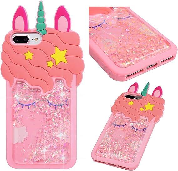 Amazon.com: iPhone 7 Unicorn Case