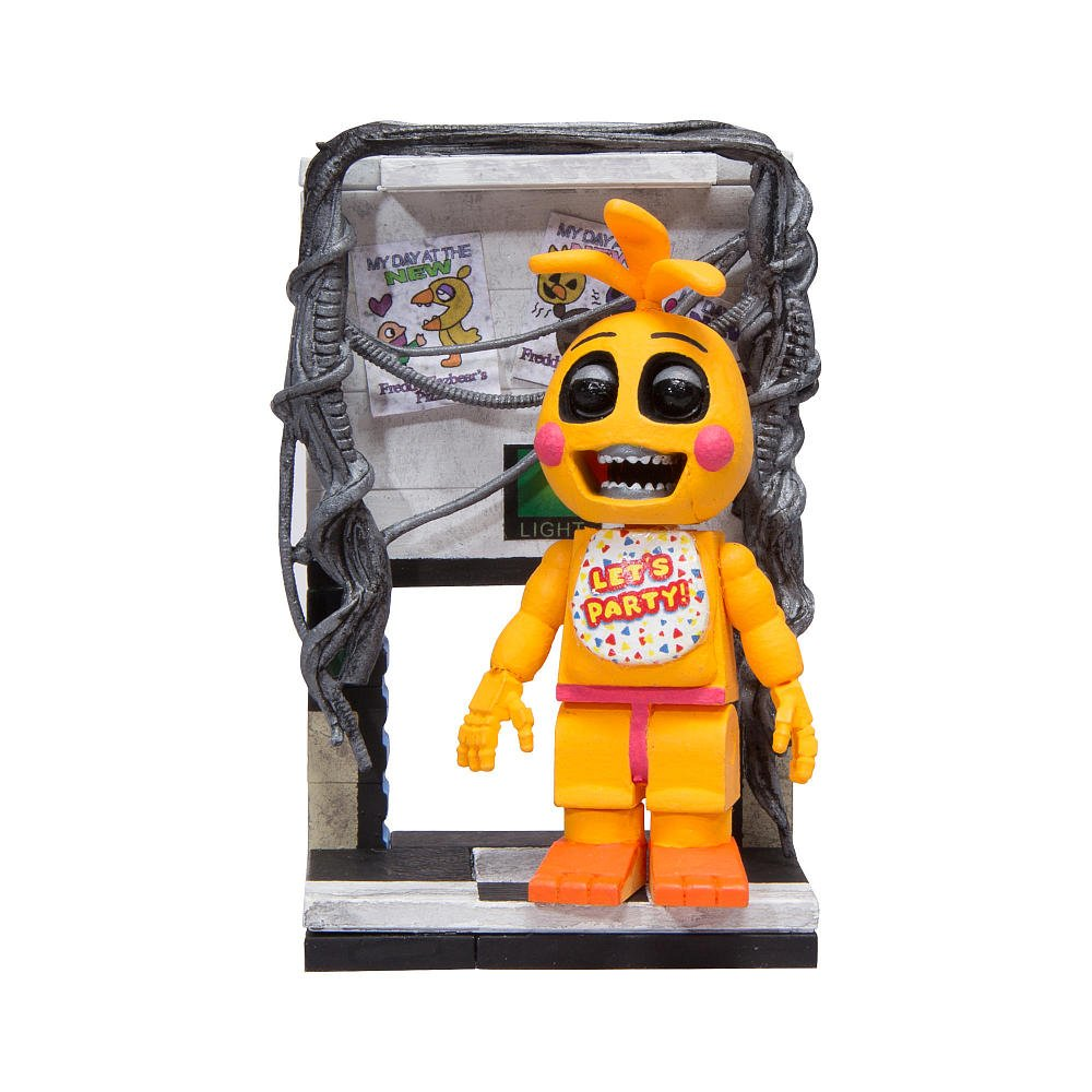 McFarlane Toys Five Nights At Freddy's Micro Right Air Vent Construction Set Neca 12662-4