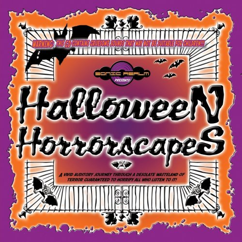 Sonic Real Presents: Halloween Horrorscapes by Various Artists -