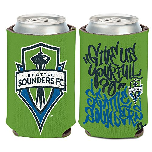 fan products of SOCCER Seattle Sounders Can Cooler, 12 oz