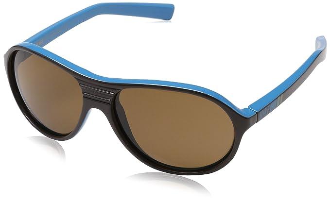 Nike Gafas de Sol VINTAGE chocolate/azul/marrón Única