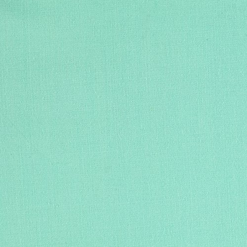 Ben Textiles 60'' Poly Cotton Broadcloth Fabric, Mint, Fabric by the yard