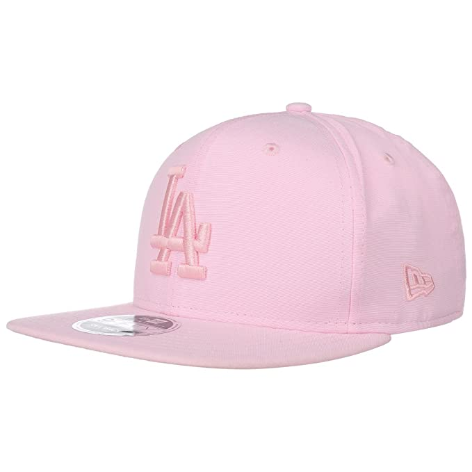 New Era MLB 9Fifty LA Dodgers Snapback - Oxford Pink ML  Amazon.ca   Clothing   Accessories 5d3a45fe1bb1