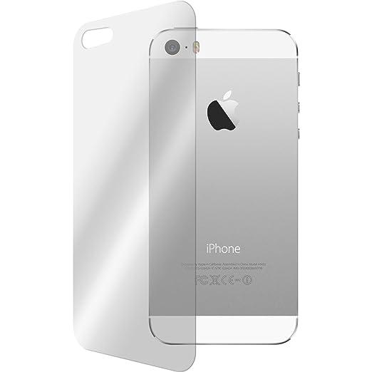 25 opinioni per 1 x Apple iPhone 5 / 5s / SE Pellicola Protettiva Vetro Temperato chiaro
