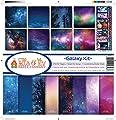Ella & Viv Galaxy Scrapbook Collection Kit