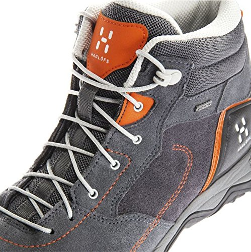3wt Gt Boots Cayenne ROC Hiking Women's Rock High Rise Grey Mid Haglöfs Claw 6Rxaw7qWA