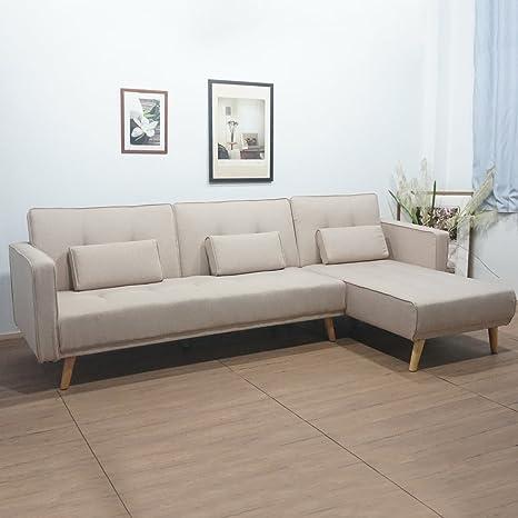 ALTERDJ multifunzionale longue divano moda pieghevole divano letto ...
