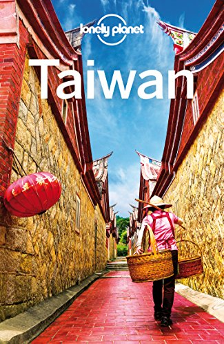 Lonely Planet Taiwan Travel Guide ebook