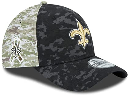 Image Unavailable. Image not available for. Color  New Orleans Saints 2015  NFL Salute to Service New Era ... e98517b19