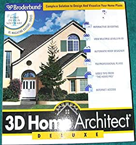 3d home architect deluxe for 3d home architect home design deluxe 6