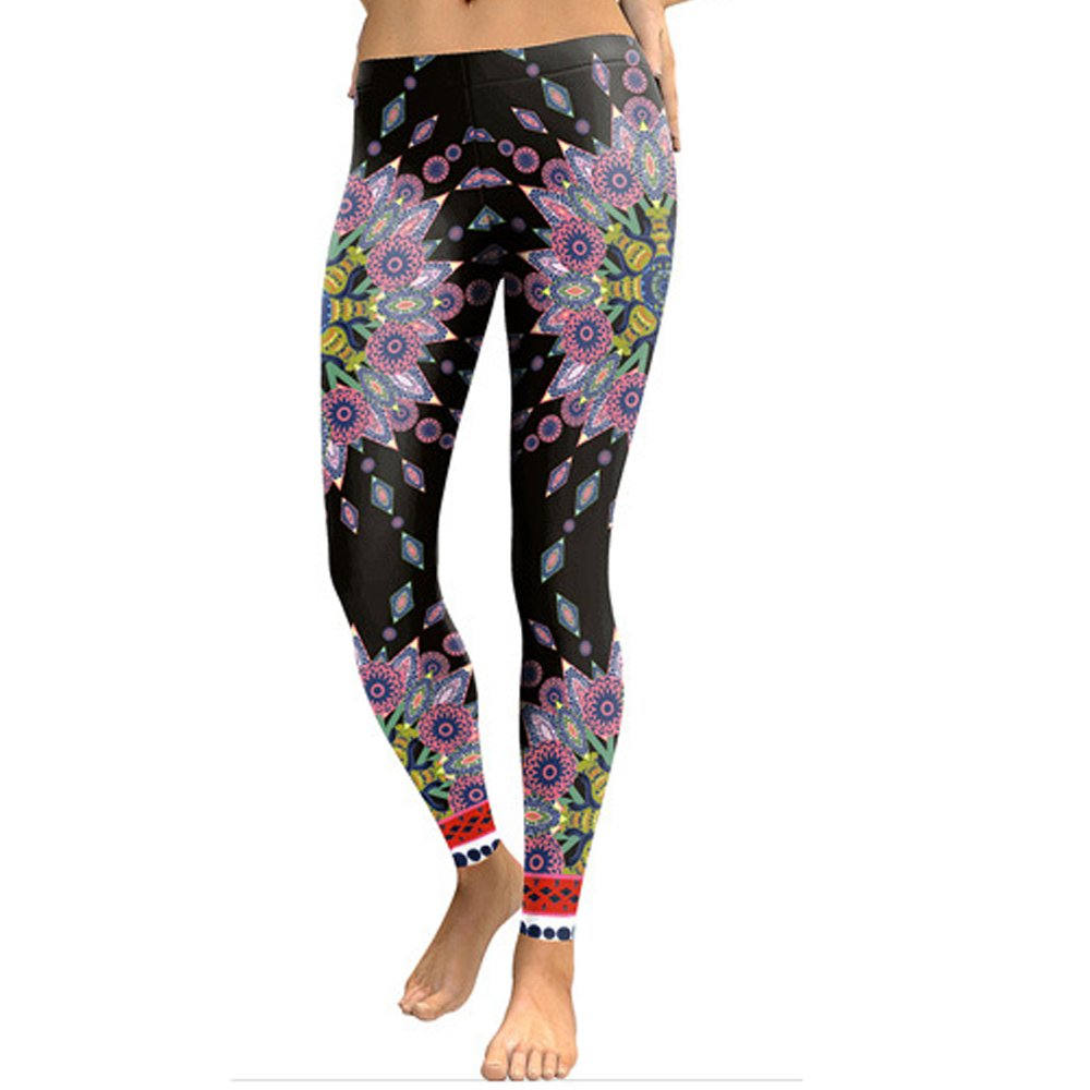 0c98e0377e83d The printed stretchy leggings perfect to show your sexy shape. The  beautiful colors, unique prints and amazing patterns ...