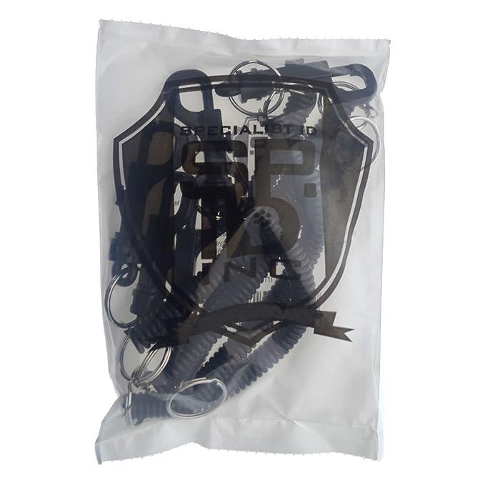 Amazon.com: Bungee Cable de bobina – paquete de 5 – elástico ...