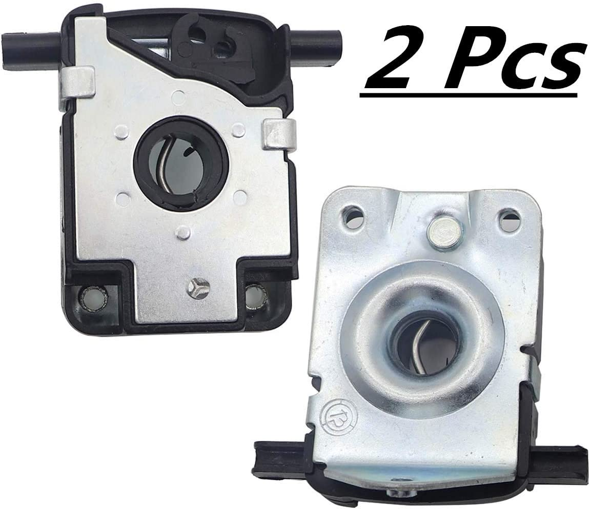 For BMW E46 3 Series X5 Pair Set of Left /& Right Upper Hood Lock Genuine