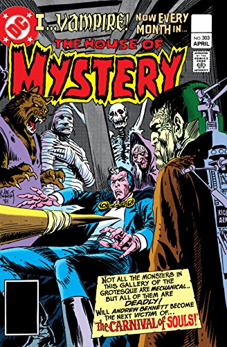 House of Mystery (1951-1983) #303
