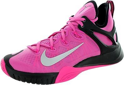 Zoom Hyperrev 2015 Pnkfr I Zapatillas deportivas, color Negro, talla 40.5 EU: Amazon.es: Zapatos y complementos