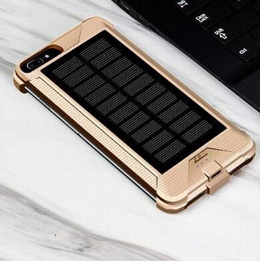 LIUQIAN Tesoro de Carga de teléfono móvil de Apple, Cargador Solar ...