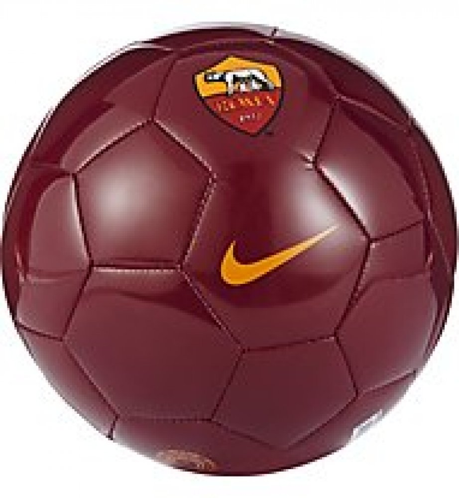 2016-2017 AS Roma Nike Skills Football (Maroon) B00D5XBS3C