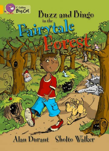 Download Buzz and Bingo in the Fairytale Forest (Collins Big Cat) PDF