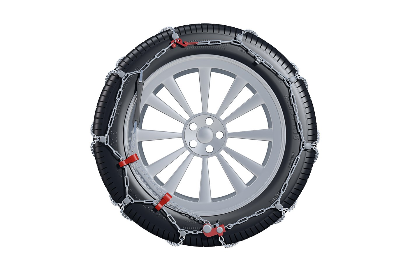 1 pair K/ÖNIG CB-7 097 Snow chains