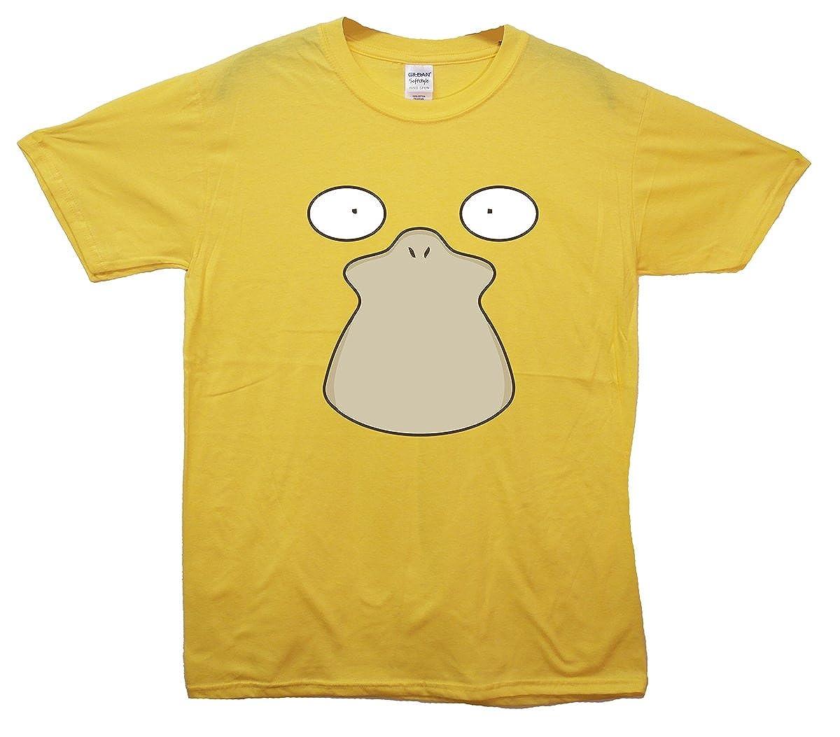6bc9b371 Minamo Pokemon Face Design Psyduck T-Shirt: Amazon.co.uk: Clothing