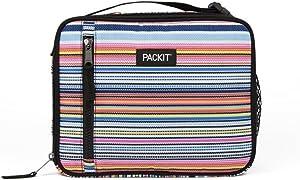 Freezable Classic Lunch Box - Blanket Stripe