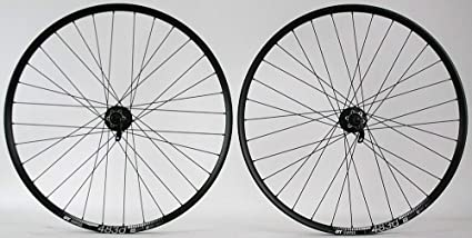 DT Swiss 483D 29er Rims Shimano Deore 6 Bolt disc Hubs Mountain Bike Wheelset QR