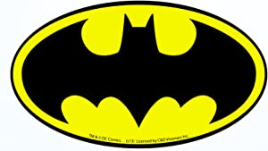 C&D Visionary Licenses Products DC Comics Batman Logo Sticker