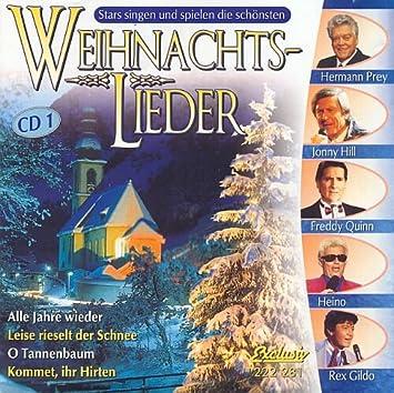 Stars Singen Die Schönsten Weihnachtslieder.Stars Singen Und Spielen Die Schönsten Weihnachtslieder Vol 1 2