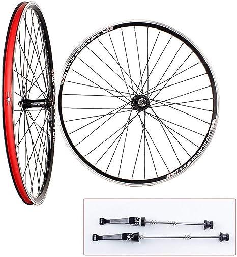 TianyiTrade 700C Juego de Ruedas Bicicleta, 26 Pulgadas Pared ...
