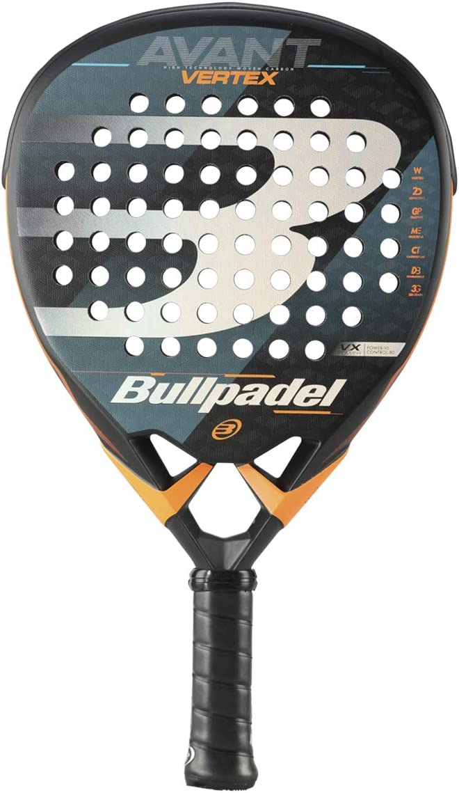 Bullpadel Vertex 2020, Adultos Unisex, Naranja, EU: Amazon.es ...