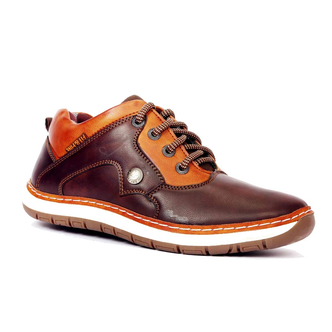 casual shoes vast selection most popular Buy FIT & FINE Casual Shoes for Mens and Boys Brown Colour HS 1835 ...