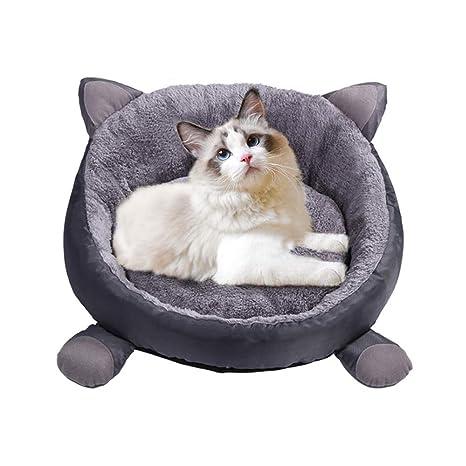 Sofá para Gatos Cama para Perros Redonda Cama para Mascotas ...