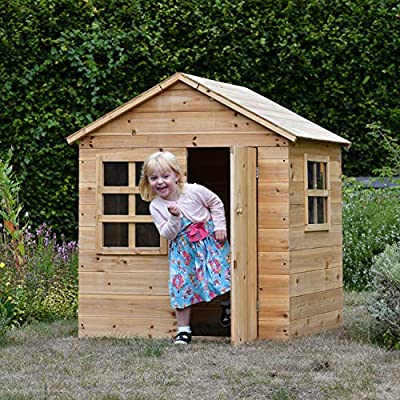 Big-Game-Hunters-Evermeadow-House-Wooden-Playhouse-Playhouse