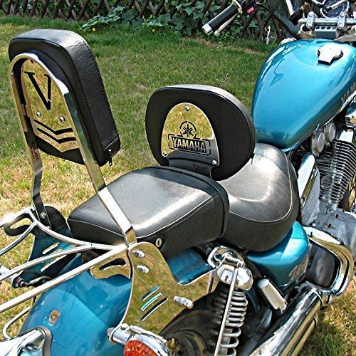 Top quality Yamaha XV535 Virago (1987-2003) Rider/Driver Backrest Chrome Cruisers