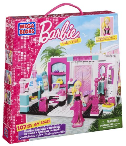 Barbie – Build 'n Play Fashion Boutique, Baby & Kids Zone