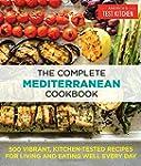 The Complete Mediterranean Cookbook:...